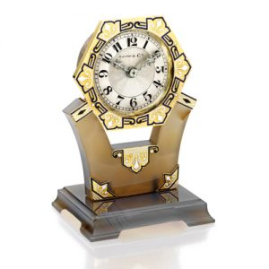 Tiffany & Co. Art Deco Clock.