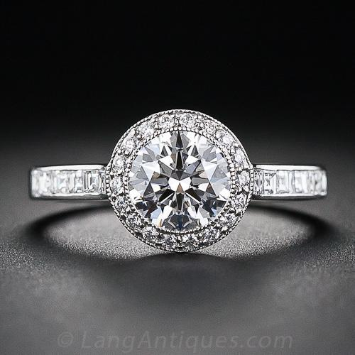 Tiffany Diamond Engagement Ring with Square Cut Shank.jpg