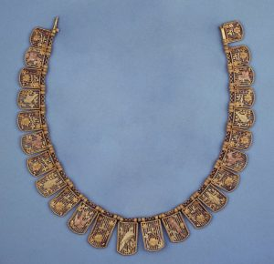 Tiffany & Co. Japonesque Necklace c. 1880.