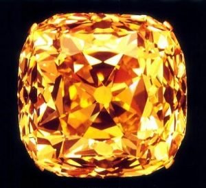 Tiffany & Co. 128.54 Carat Diamond c.1879.
