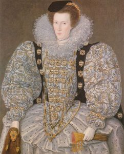 Unknown Lady, c.1595.