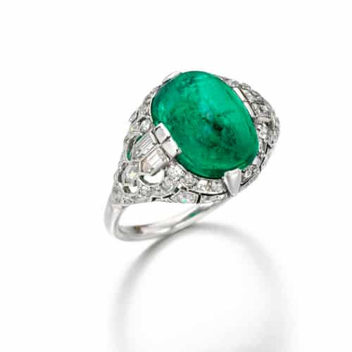 Van Cleef Art Deco Emerald and Diamond Ring.jpg