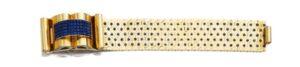 Van Cleef & Arpels Sapphire Ludo Bracelet.