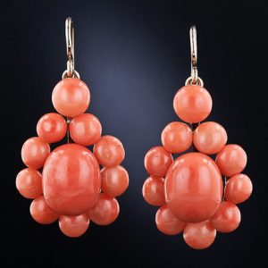 Victorian_Coral_Earrings.