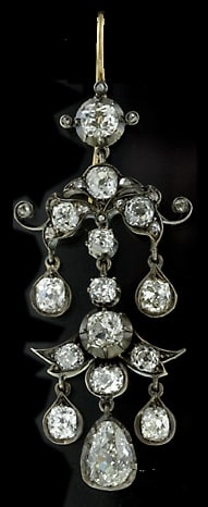 Victorian Diamond Chandelier Earring.jpg