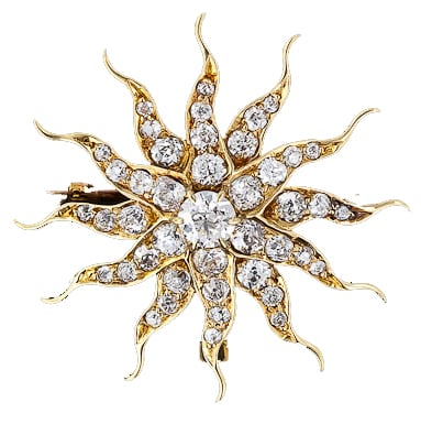 Victorian Diamond Star Brooch.jpg