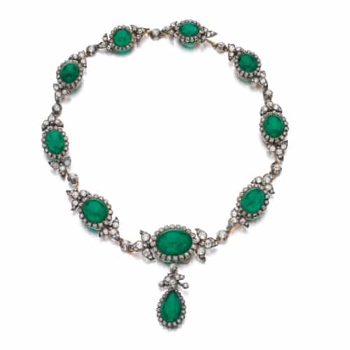 Victorian Emerald Diamond Necklace.jpg