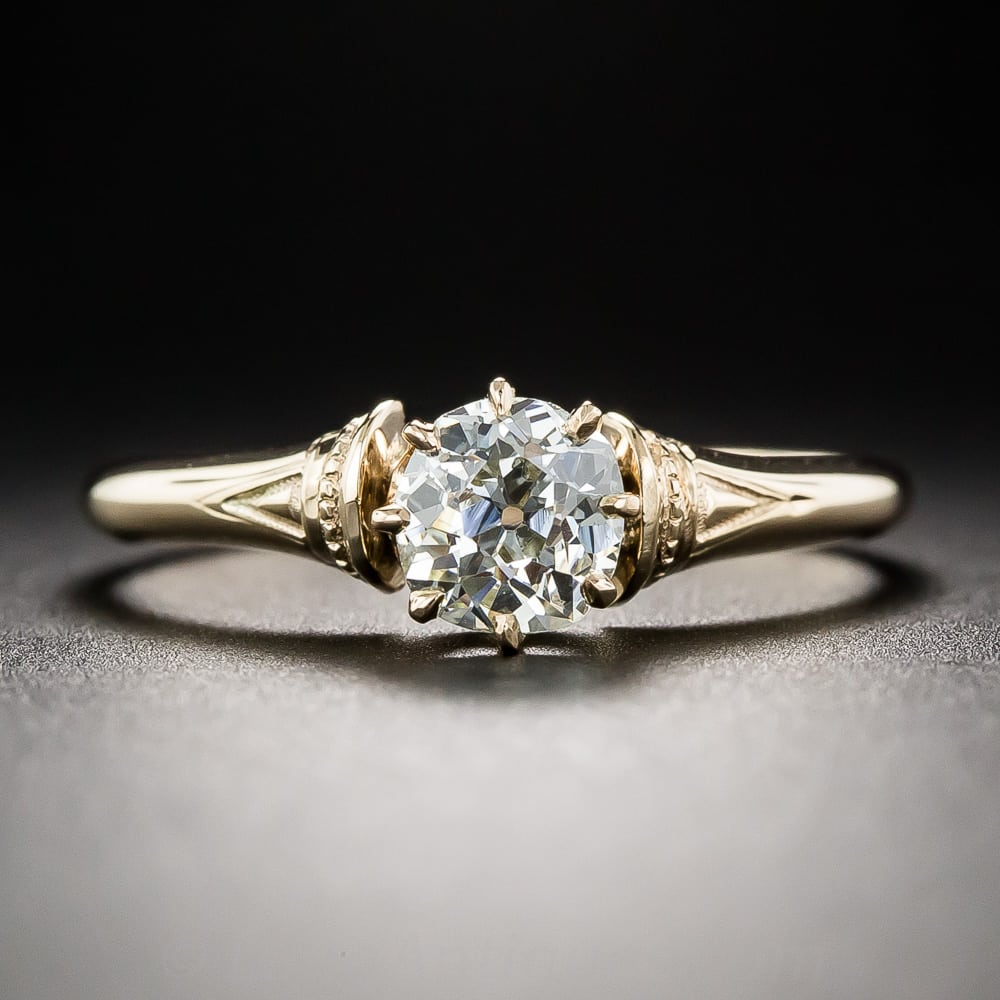 Victorian Solitaire Diamond Engagement Ring.jpg