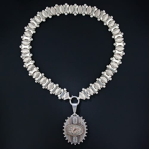 Victorian Sterling Necklace.jpg