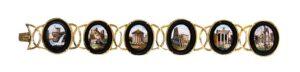 Victorian Micromosaic Bracelet.