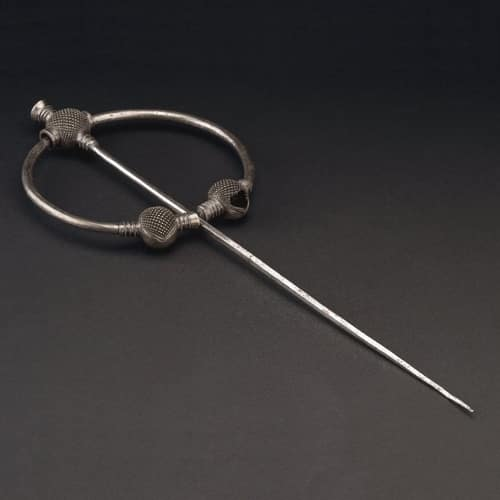 Viking Silver Thistle Brooch.jpg