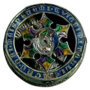 Agnus Dei Box c. 1320-1330.