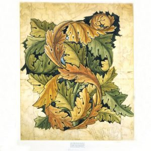 Acanthas Leaf Design by William Morris.