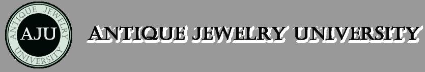Category Jewelry Maker s Marks AJU
