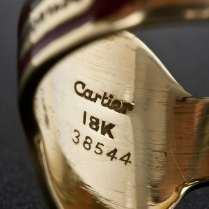 Cartier Maker's Mark Maker's Mark