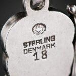 Georg Jensen Maker's Mark.