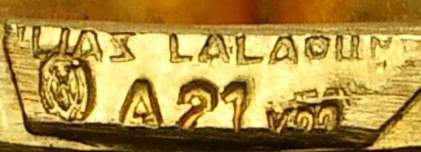 Lalaounis Maker's Mark