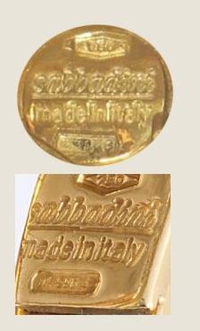 Sabbadini Maker's Mark