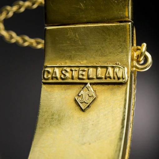 Castellani Maker's Mark