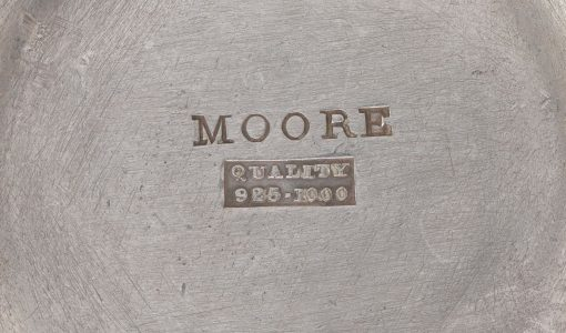 Edward Moore Maker's Mark. Tiffany & Co.