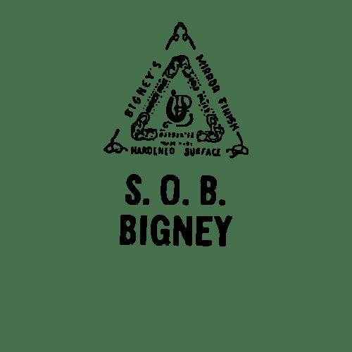 Bigney Co., S.O. Maker's Mark