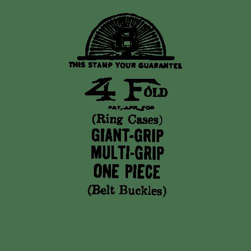 Buchsbaum & Co., Samuel Maker's Mark