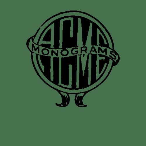 Central Monogram Wks. Maker's Mark