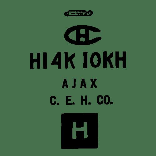 Hancock Co., Chas. E. Maker's Mark