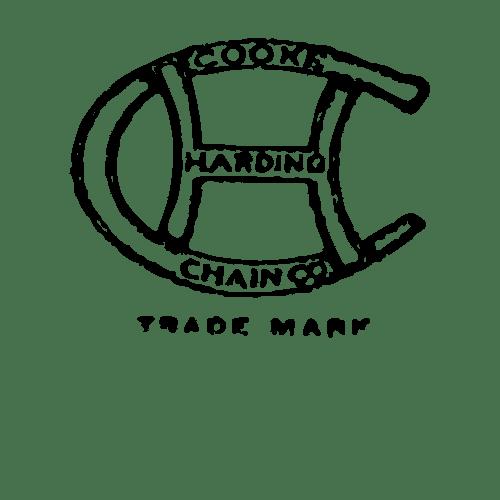 Cooke, Harding Chain Co. Maker's Mark