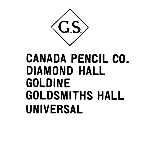 Goldsmith's Stock Co. of Canada Ltd. Maker's Mark