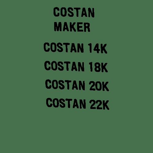 Costan, R.L. Maker's Mark