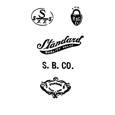 Standard Button Co. Maker's Mark
