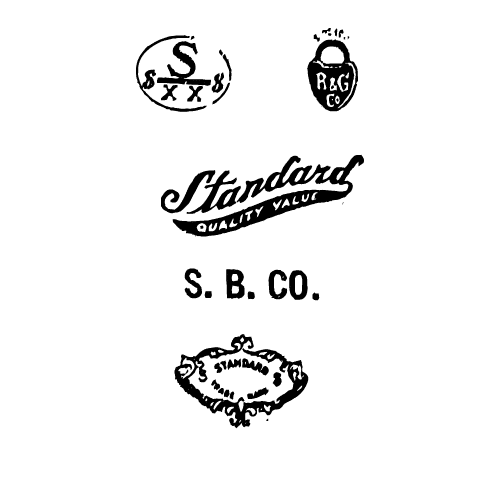 Standard Button Co. Maker's Mark