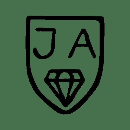 Aardewerk, J. Maker's Mark