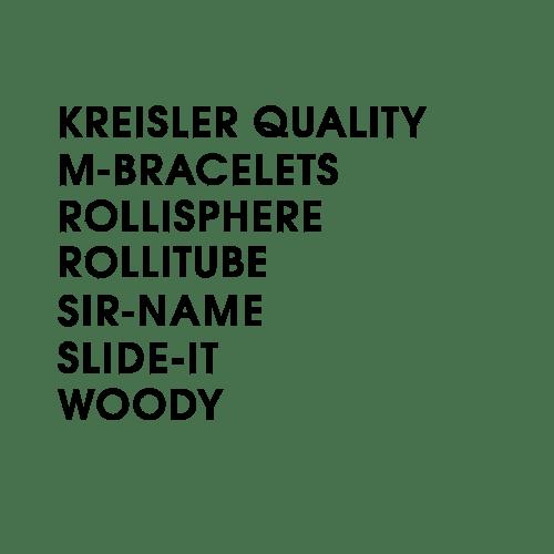 Kreisler & Co., Jacques Maker's Mark