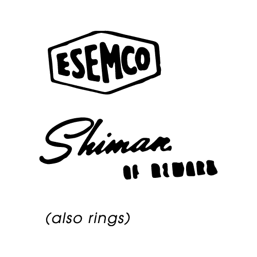 Shiman Mfg. Co. Inc. Maker's Mark