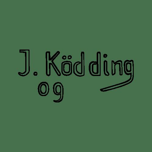 Ködding, Johannes Maker's Mark