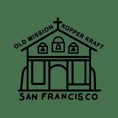 Old Mission Kopper Kraft Maker's Mark
