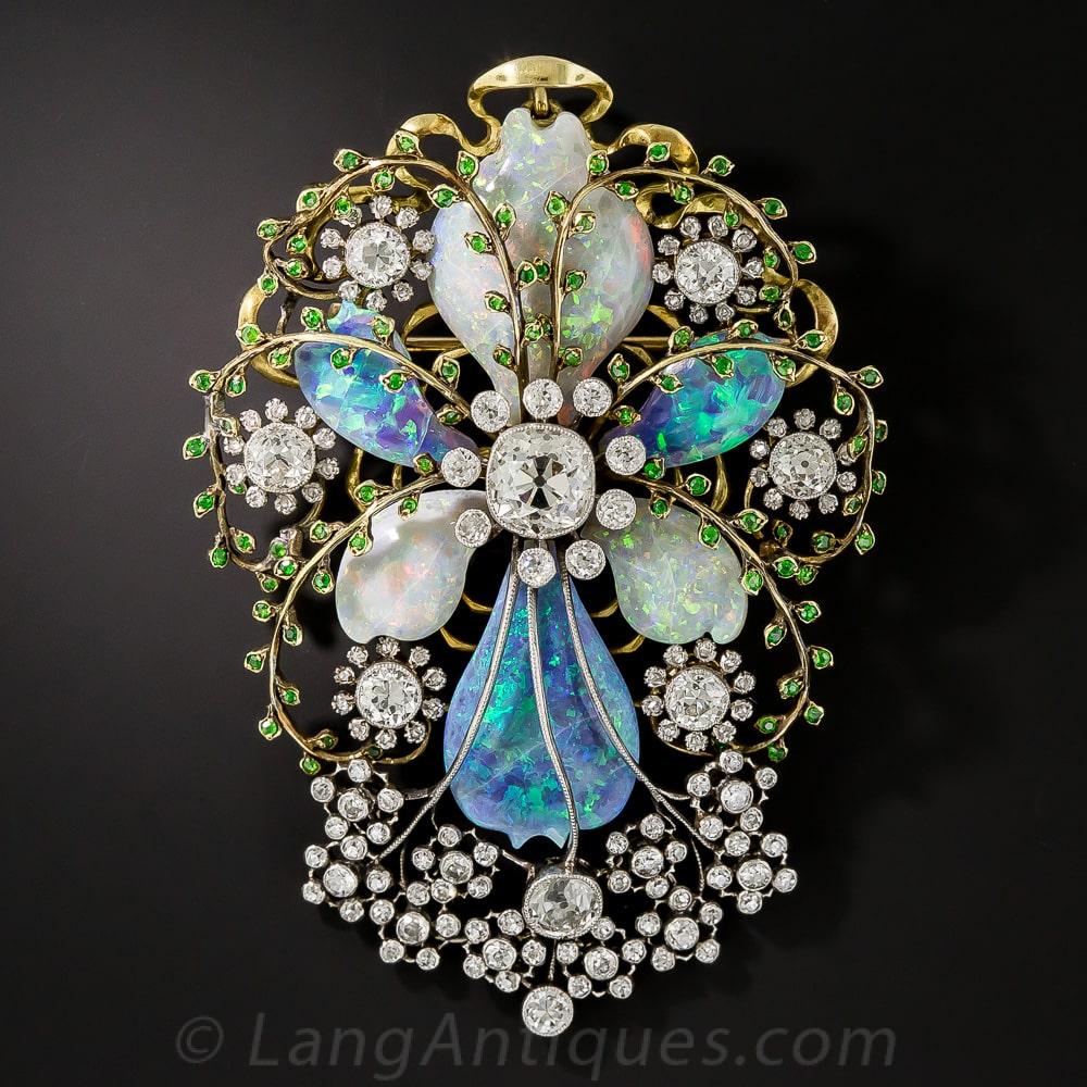 Opal | Antique Jewelry University