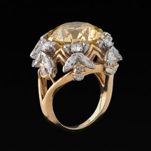 Bees Ring Tiffany & Co. Schlumberger
