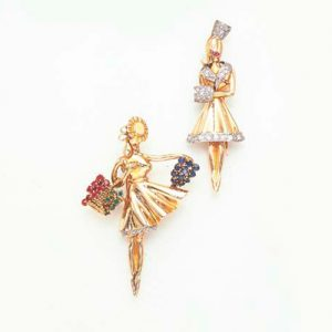 Seasons Brooches, J. Lacloche