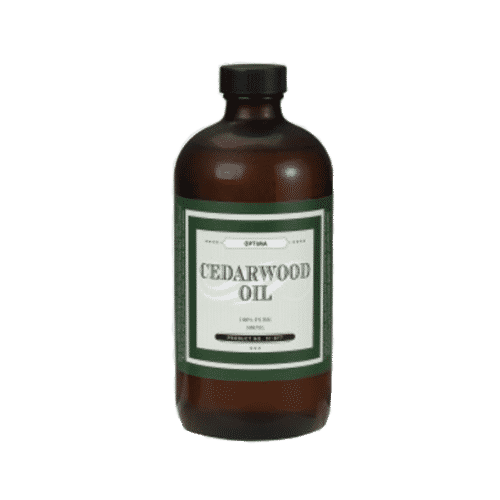 Cedarwood Oil for Gemstone Enhancement.