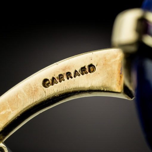 Garrard Maker's Mark