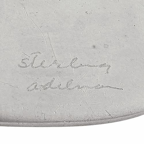 Adelman, Helen Scheier Maker's Mark Photo Courtesy of Toomey & Co. Auctioneers.