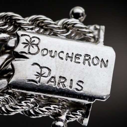 Boucheron Maker's Mark.