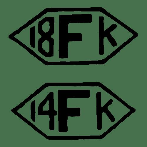 Ferris Stanley Co. Maker's Mark
